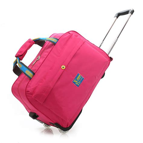 Travel Bag Hypervenon 8 2017 travel bags large capacity trolley bags travel duffle bag waterproof rolling