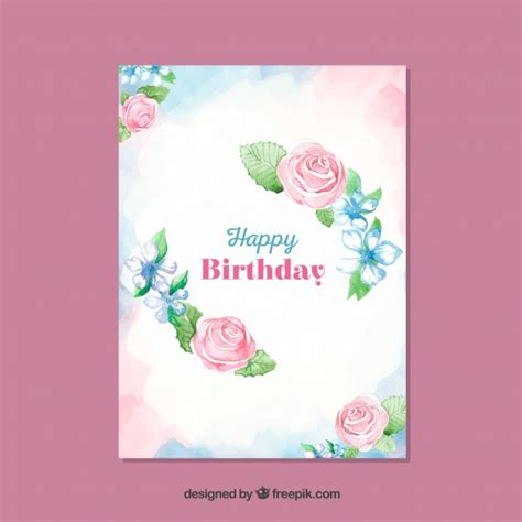 birthday card template freepik congratulations card vectors photos and psd files free