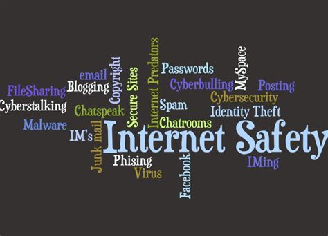 other words for safe essential internet safety tips that needs to be practiced