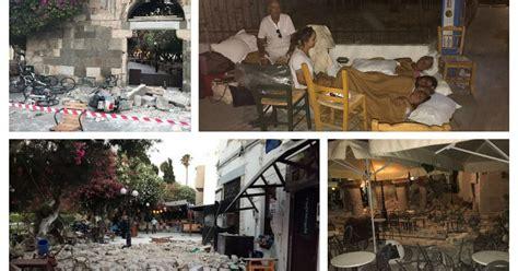 earthquake hotspots major earthquake hits tourist hotspots in kos and turkey