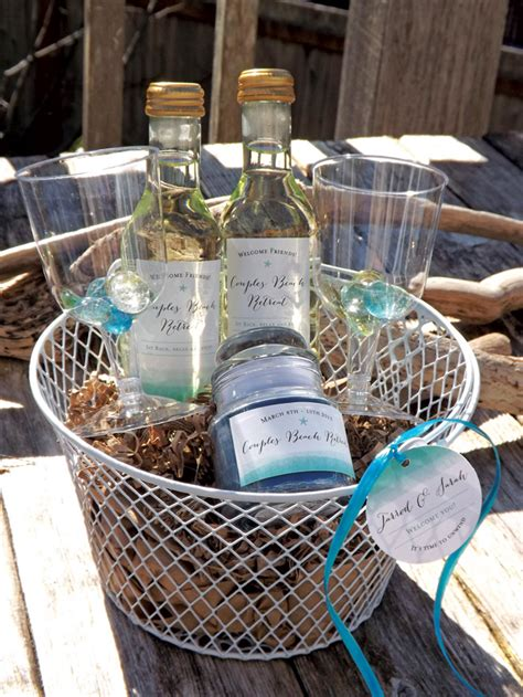 couples gift basket ideas getaway welcome baskets evermine occasions