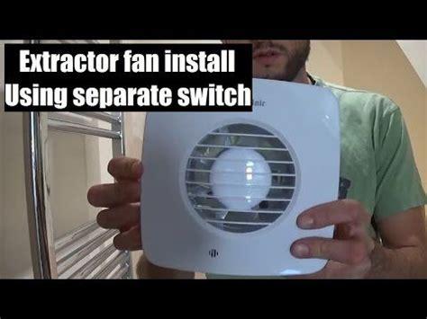 install extractor fan bathroom best 25 bathroom extractor fans ideas on pinterest