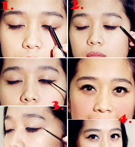 Cara Memakai Eye Liner how to do eyeliner all about fashion