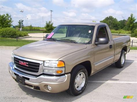 2004 sand beige metallic gmc 1500 sle regular cab 15862701 gtcarlot car color