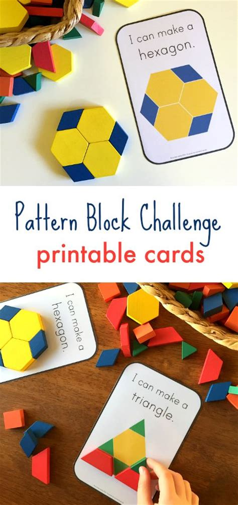pattern shapes math learning center 1000 images about best of kindergarten on pinterest
