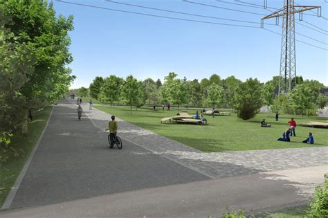 park design management hamburg lush green parks will top hamburg s autobahn this year