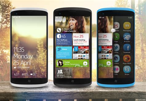 nokia windows phone windows phone 7 nokia concept brings symbian looks