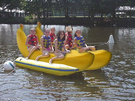 banana boat picture kids on a banana boat pictures
