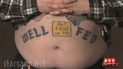 america s worst tattoos megan on tlc s quot america s worst tattoos