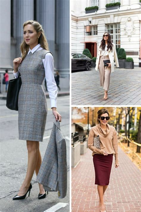 work clothes styles what clothes to wear to work during winter 2018
