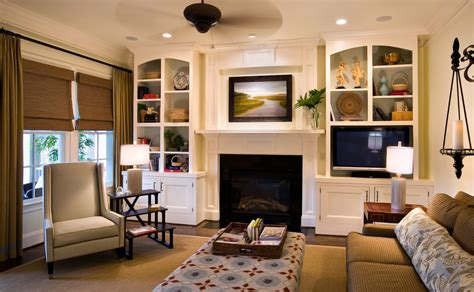 living room built in shelves glorious electric fireplace entertainment center