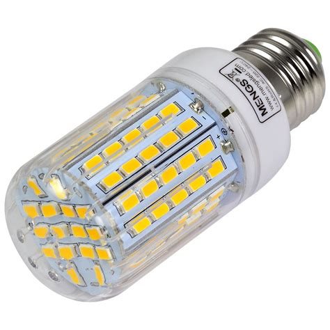 mengsled mengs 174 e27 15w led dimmable corn light 96x 5730