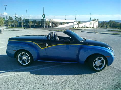 used 2006 chevrolet ssr for sale pricing features edmunds used chevrolet chevy van for sale cargurus autos post