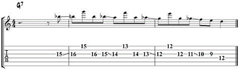 bireli lagrene minor swing 30 classic jazz guitar licks for major minor and dominant