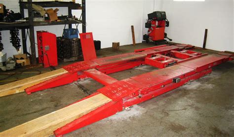 Alignment Racks by Pae S New Alignment Rack Paul S Automotive Engineering
