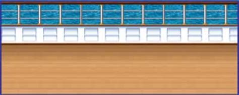cartoon boat deck cruise ship deck backdrop 4 x 30 buy online at party packs