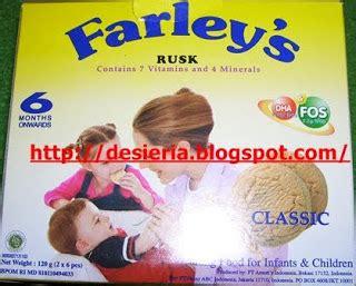 Biskuit Bayi Farley just about me diet ketat ala makanan bayi