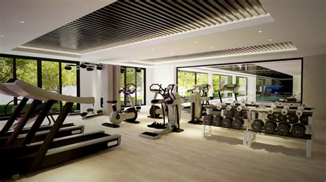 home gym interior design private gym interior design ideas