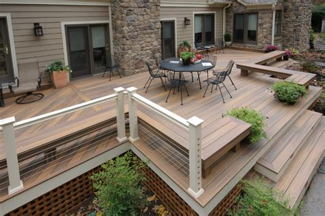 fotos holz decks fiberon composite decking