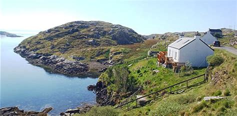 cottage guide cottages with fishing on the isle of harris scotland