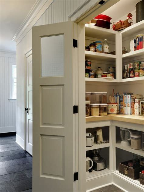What Would Your Dream Walk In Pantry Look Like