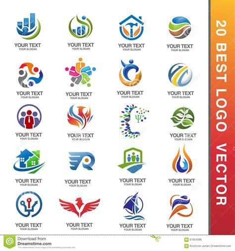best business best business corporate logo vector stock vector