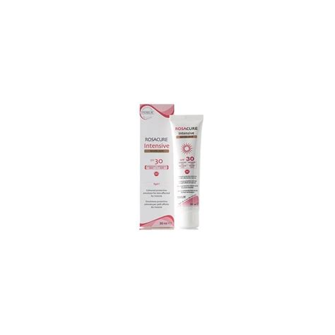 is color intensive or extensive rosacure intensive crema color brown 30 ml spf30
