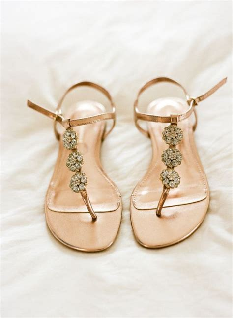 gold flat wedding shoes ralph flats and gold flats on