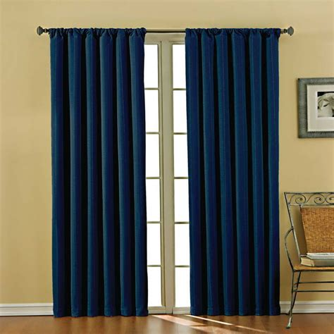 Noise Reducing Window Curtains Doors Windows Noise Reducing Curtains With Blue Color Get A Better Noise Reducing Curtains
