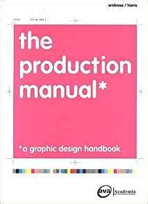 the layout book required reading range the production manual a graphic design handbook required