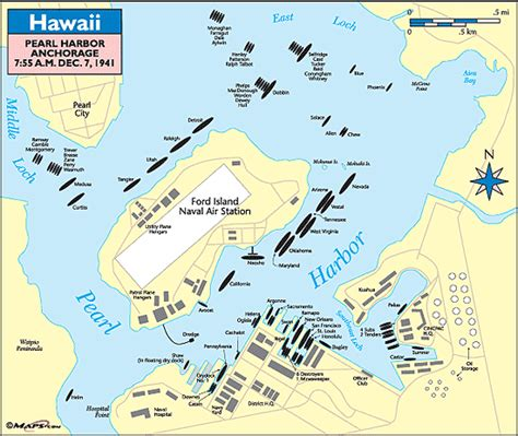 pearl harbor attack thinglink