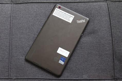 Lenovo Tablet 8 Review Lenovo Thinkpad 8 Tablet Review