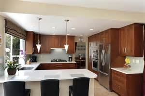 U Shaped Kitchen Design With Island 52 U Shaped Kitchen Designs With Style Page 3 Of 10