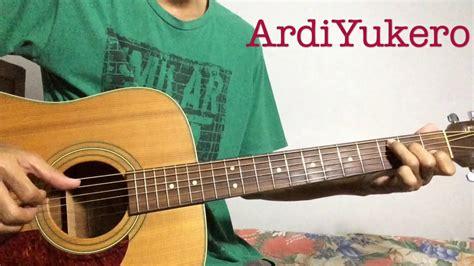 tutorial gitar tentang kita semua tentang kita peterpan kunci gitar youtube