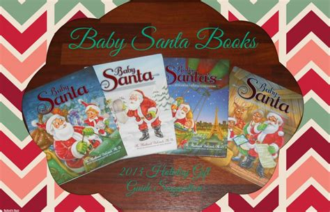 santa baby books baby santa books series review bullock s buzz