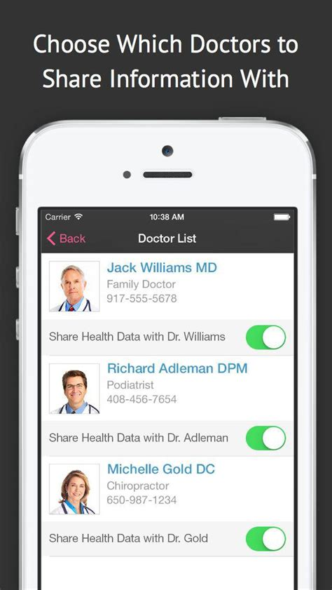 Personal Health Record App Onpatient Phr Personal Health Record App For Ios