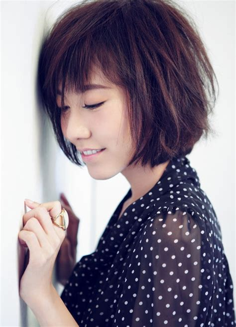 girl japanese hairstyles 21 cute short haircuts most popular short asian