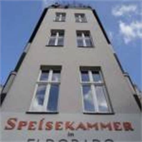 speisekammer im eldorado literary tourism berlin