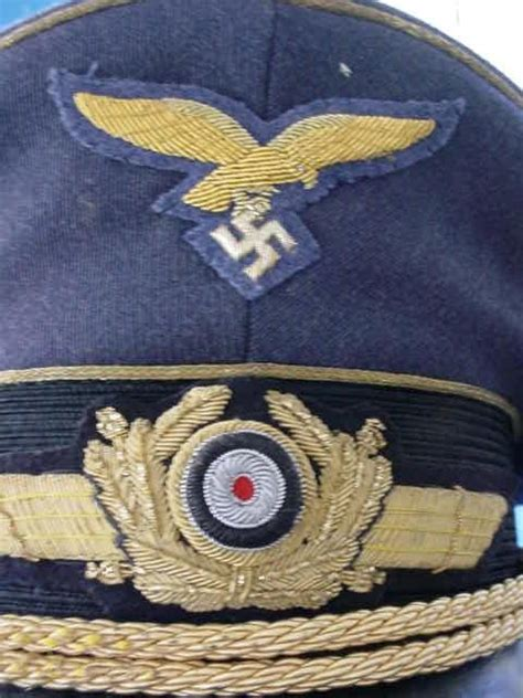 Complete Uniform Of A German Air Force General Item Recuni 1 2 | recreated uniforms