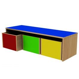 Classroom Drawers by Classroom Bench With Drawers Directmobel