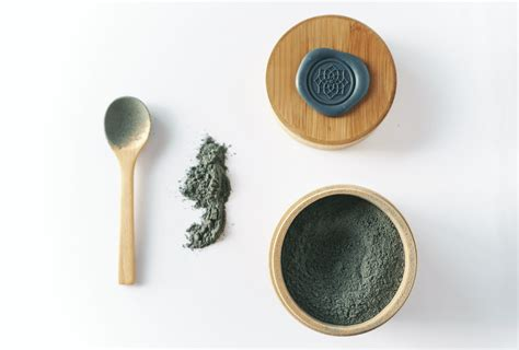 Organic Bamboo Charcoal Clean Detox bamboo charcoal thanaka cleanse mask powder