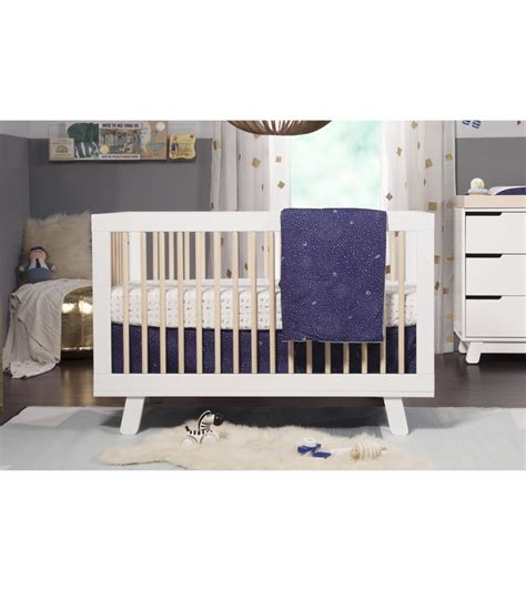 hudson 3 in 1 convertible crib with toddler rail item m4201wnx