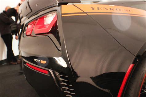 yenko 2017 chevrolet corvette rear badge 01 motor trend