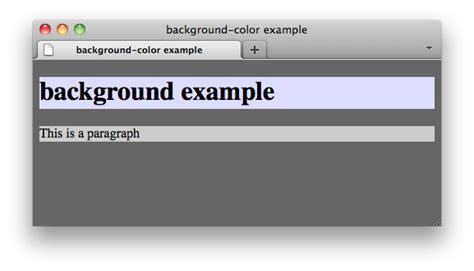 css style background color css properties background color web education community