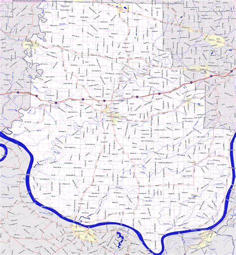 harrison county map bridgehunter harrison county indiana