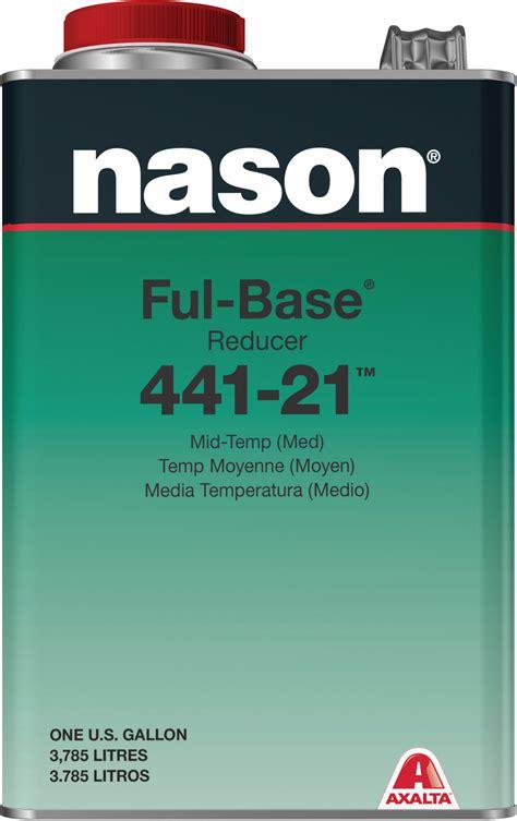 axalta nason fulbase reducer 44121 medium gallon