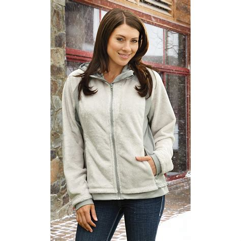 Blazer Parka Blazer Bahan Fleece s marino bay 174 fleece jacket 206002 fleece soft shell jackets at sportsman s guide