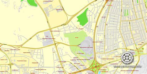 printable tourist map of turkey ankara turkey printable vector street city plan map