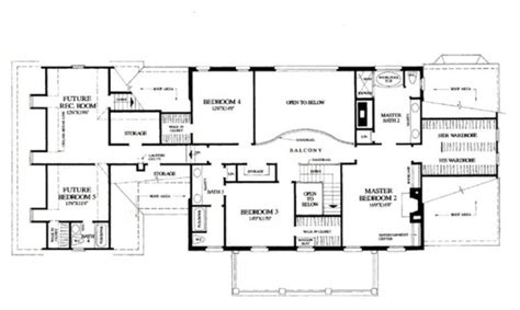 5 bedroom country house plans 5 bedroom country style house plans archives home
