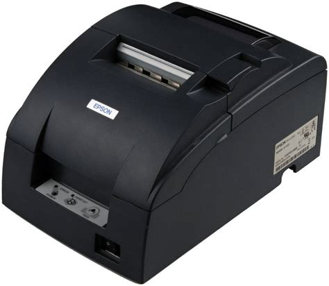 Port Pararrel Epson Tmu 220 epson tm u220pb parallel edge autocutter dot matrix receipt printer